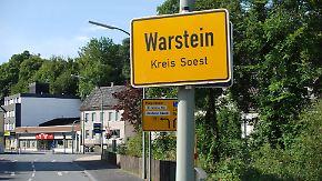 Quelle noch nicht gefunden: Für Warstein gilt Reisewarnung wegen Legionellen