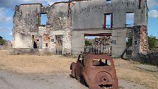 Ein Dorf wird ausgelöscht: Das SS-Massaker von Oradour