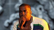 Für Millionen nimmt Kanye West großen Ärger in Kauf.