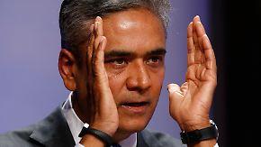 Langer Schatten der Finanzkrise: Deutsche-Bank-Chef Jain prophezeit Fusionswelle
