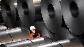 Stahlriese weiter auf Sparkurs: ThyssenKrupp setzt den Rotstift an