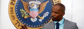 """White House Down"" im Kino: Jamie Foxx ist Mr. Action-President"