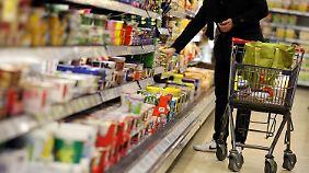 Wer beim Einkauf nicht nur auf die Bilder auf der Packung achtet, hat künftig mehr zu lesen.