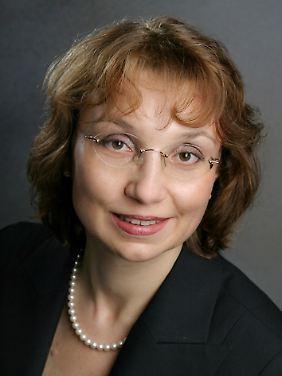 Die Professorin Barbara Schneider ist Fachärztin für Psychiatrie und Psychotherapie.