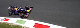 Weltmeister Sebastian Vettel wäre über Rang 4 im Rennen ganz sicher enttäuscht.