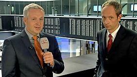 """Frank Meyer spricht mit Stefan Riße: """"Bundesbankpolitik wäre eine Katastrophe"""""""