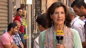 Antonia Rados live aus Syrien: Assads Anhänger lassen sich nicht zermürben
