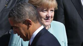 Obamas Syrien-Strategie: Deutschland verweigert als einziger europäischer G20-Staat Unterstützung