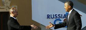 """Pressestimmen zu Russlands Vorstoß: """"Ein Ausweg, der keiner ist?"""""""