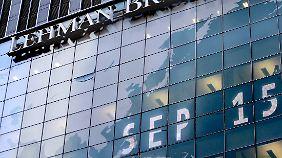 Die Geschichte der Lehman-Pleite droht sich am anderen Ende der Welt zu wiederholen.