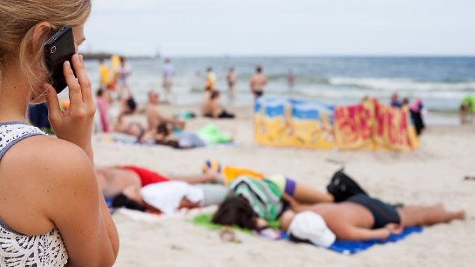 Nach dem Willen der EU sollen Urlauber demnächst auch im Urlaub möglichst nicht zur Ruhe kommen.
