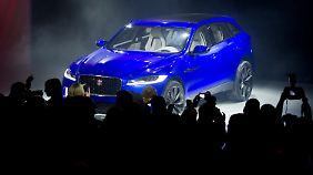 Kompakt-SUVs gefragt wie nie: Jaguar C-X17 soll die Konkurrenz jagen