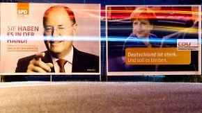 Vor der Landtagswahl in Bayern: Wahlkampf gewinnt noch mal an Fahrt