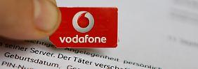 "Massiver Hackerangriff: ""Insider"" klaut sensible Daten von Vodafone-Kunden"