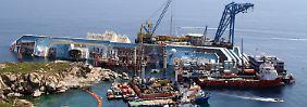 """Wird die """"Costa Concordia"""" einfach versenkt?: Es gibt einen """"Plan B"""" zum Bergungsversuch"""