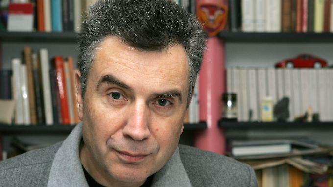 Forscht seit Jahren zu Katastrophen und ihren Ursachen: Prof. Wolf Dombrowsky.