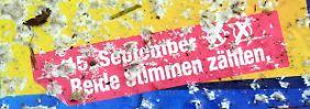 """""""Weckruf für die Liberalen"""": Die FDP kämpft um jede Zweitstimme"""
