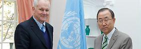 Spuren von Sarin in Raketen: UNO bestätigt Kriegsverbrechen in Syrien