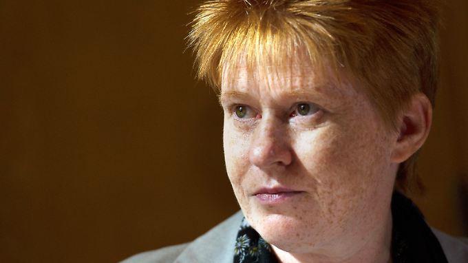 Petra Pau sitzt seit vier Legislaturperioden per Direktmandat im Bundestag.
