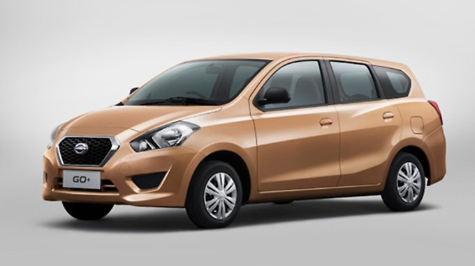 Wird wohl nicht so bald auf europäischen Straßen zu sehen sein: Der Datsun Go Plus.