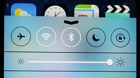 Apples neues Betriebssystem: iOS7 kostenlos downloaden