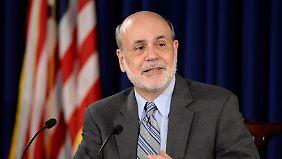 Dax auf neuem Allzeithoch: Bernanke beflügelt die Märkte