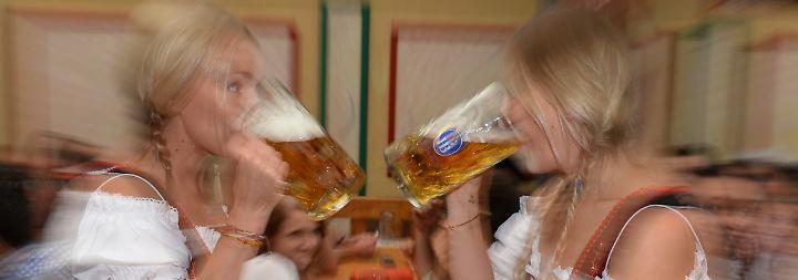 4. Was trinke ich, wenn ich kein Bier mag und trotzdem mithalten möchte?
