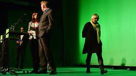 Partei zieht Konsequenzen aus Wahldebakel: Grünen-Spitze sortiert sich neu