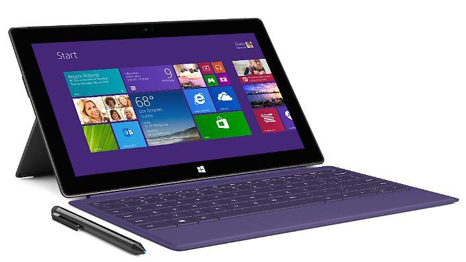 """Spannender """"Tablet-Dienstag"""": Apple, Microsoft und Nokia starten Gerätekampf"""