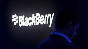 Konzern steht zum Verkauf: Blackberry kämpft ums Überleben