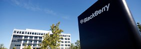 Fertigungspartner will aussteigen: Blackberry erhält weiteren Schlag