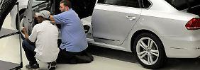 Verkehrte Welt bei Volkswagen: Mitarbeiter rebellieren gegen Gewerkschaft