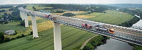 Institut schlägt Alarm: Zehntausende Brücken sind marode