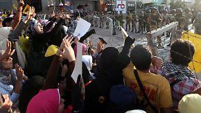 Neue Gewaltausbrüche in Ägypten: Mursi-Anhänger formieren sich