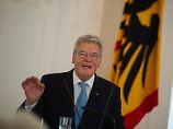 Pomp in Sotschi und die schikanierte Opposition: Gauck boykottiert Putins Spiele