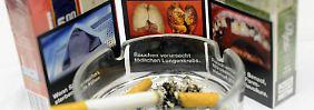 Krebsgeschwüre und verfaulte Zähne: EU schockt die Raucher