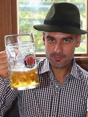 Pep Guardiola ist einer von vielen Glücksgriffen beim FC Bayern.