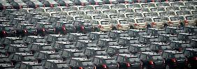 20 Millionen Fahrzeuge im Jahr 2020? Chinesische Autos, wie diese von Lifan, werden in Zukunft sicher häufiger auf den Straßen zu sehen sein.