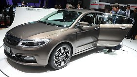 Fünf von fünf Punkten beim Crashtest: Der Qoros 3 Sedan ist der Beweis, dass in China auch Qualitätsfahrzeuge entstehen.