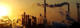 Treibhausgase beschleunigen die Wetterveränderungen.
