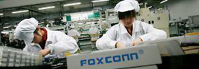 Akkordarbeit statt Abschlussarbeit: Neuer Skandal bei Foxconn