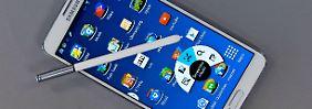 Samsung hat sein Bestes gegeben: Galaxy Note 3 unschlagbar gut?