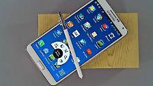 Durch den S Pen bietet das Galaxy Note 3 Funktionen an, die es bei gewöhnlichen Smartphones nicht gibt. n-tv.de zeigt, was mit dem Eingabestift alles möglich und warum Samsungs neues Phablet sicherer als andere Geräte ist.