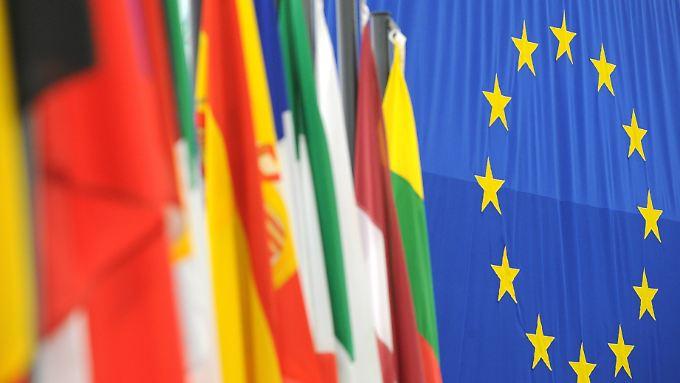 28 EU-Staaten gibt es bislang.