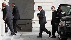 Staatspleite vorerst abgewendet: US-Senat billigt Haushaltskompromiss