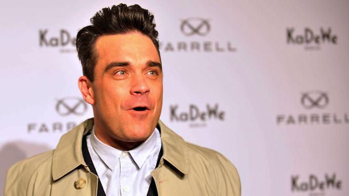 Farrell wurde unter anderem im Berliner KaDeWe angeboten.
