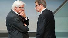 Von Adenauer bis Steinmeier: Das waren Deutschlands Außenminister