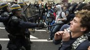 Frankreich in Aufruhr: Schüler protestieren gegen Asylpolitik