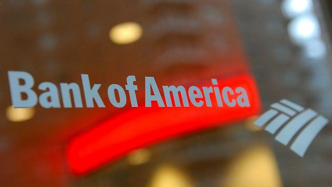 Bank of America kommt ihr Fehlverhalten vor der Finanzkrise offenbar teuer zu stehen.