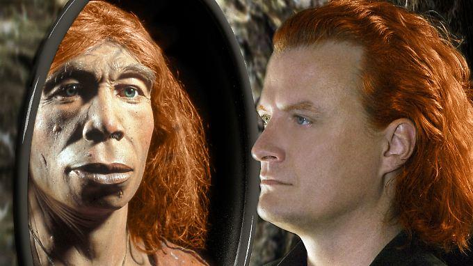 Wie viel Neandertaler steckt in uns?